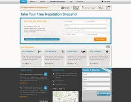 #34 для Wordpress Theme Design for RepShield.org от searchcoms