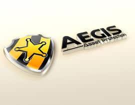 saravanan3434 tarafından Design a logo for Aegis Asset Protection. için no 28