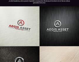 Nro 46 kilpailuun Design a logo for Aegis Asset Protection. käyttäjältä rana60
