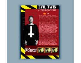 medeeas tarafından Design a Artist/DJ One Sheet için no 4