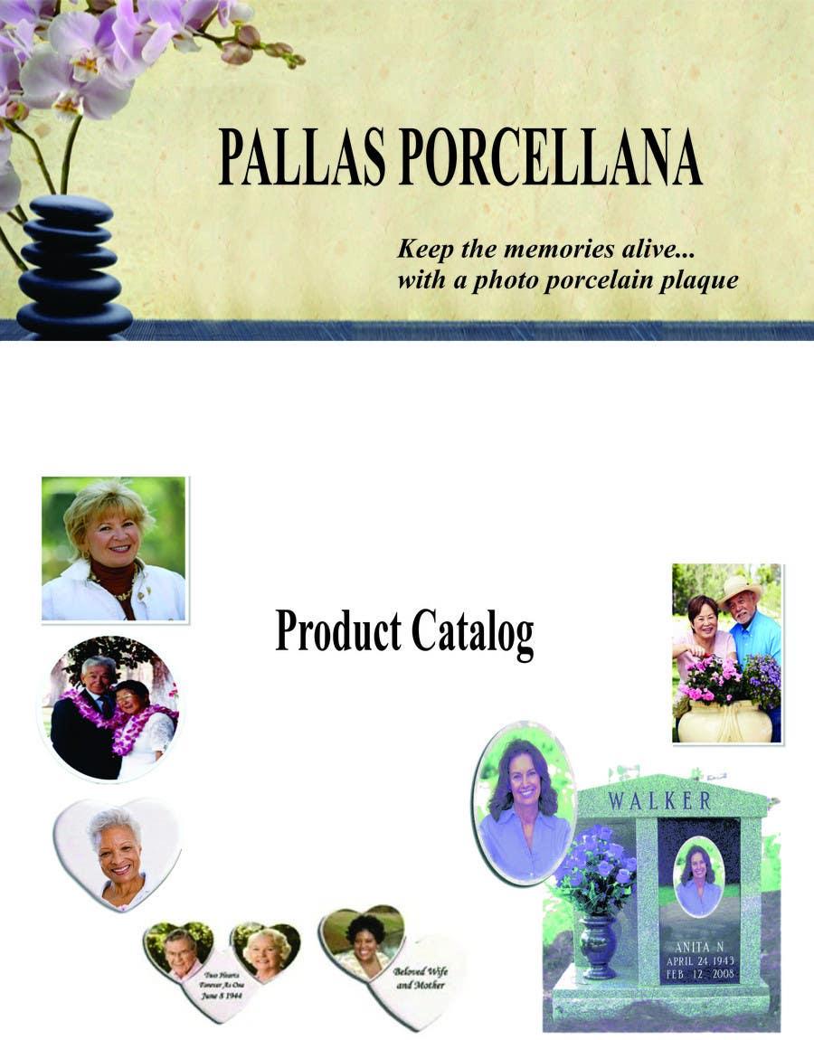 Contest Entry #1 for Graphic Design for Pallas Porcellana