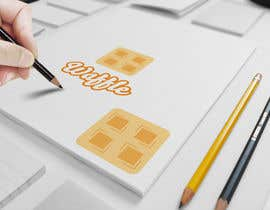 #48 untuk Design a Logo for Waffle - Photo Sharing App oleh LogoFreelancers