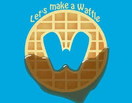 #30 untuk Design a Logo for Waffle - Photo Sharing App oleh Jle2