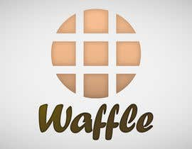 #80 para Design a Logo for Waffle - Photo Sharing App por yurireno