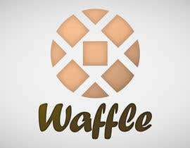 #81 para Design a Logo for Waffle - Photo Sharing App por yurireno