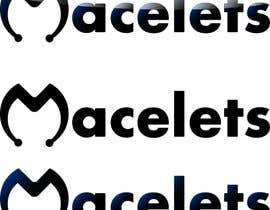 #57 for Design a Logo for Macelets, an eCommerce startup selling mens bracelets by cristiannicu