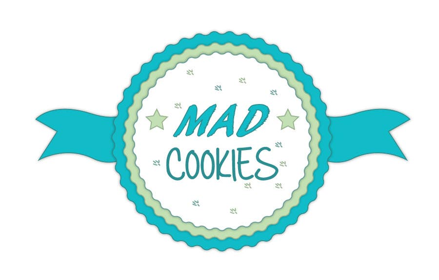 #127 for Design a Logo for Cookie Business CORRECTION: MAD COOKIES by sutanuparh