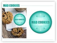 Contest Entry #115 for Design a Logo for Cookie Business CORRECTION: MAD COOKIES