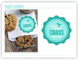 #120 for Design a Logo for Cookie Business CORRECTION: MAD COOKIES by salutyte