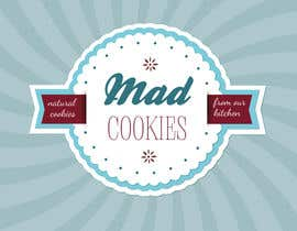 #131 for Design a Logo for Cookie Business CORRECTION: MAD COOKIES by SvetaDmitrieva