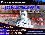 Contest Entry #36 for Design a Flyer for a birthday party