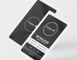 #80 for Design some Business Cards by ZainF
