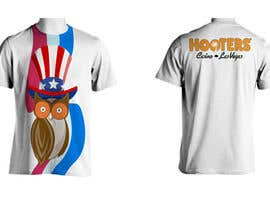 #25 for Design a Shirt for Hooters by macbmultimedia