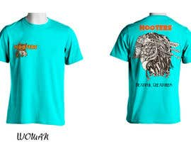 #29 for Design a Shirt for Hooters by macbmultimedia