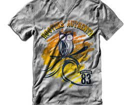 #20 for Design a Shirt for Hooters by novuz