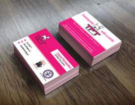 GeorgeDobrin tarafından Design some Business Cards for a dog training business için no 100