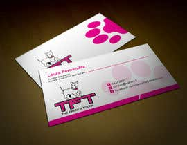 tahira11 tarafından Design some Business Cards for a dog training business için no 110