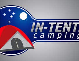 nº 65 pour Logo Design for In-Tents Camping par Oxigen66