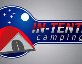 nº 63 pour Logo Design for In-Tents Camping par Oxigen66