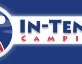 nº 11 pour Logo Design for In-Tents Camping par hanief84
