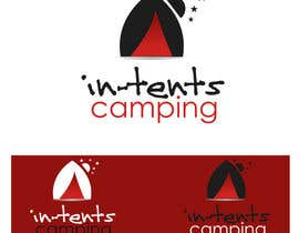 nº 60 pour Logo Design for In-Tents Camping par ngdinc