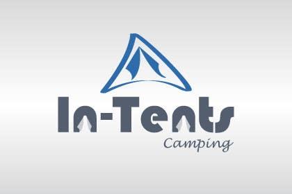 Konkurrenceindlæg #                                        17                                      for                                         Logo Design for In-Tents Camping