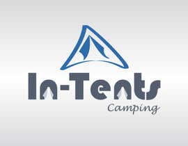 nº 17 pour Logo Design for In-Tents Camping par alt4raj