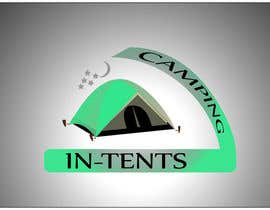 #105 для Logo Design for In-Tents Camping от ExpertDk
