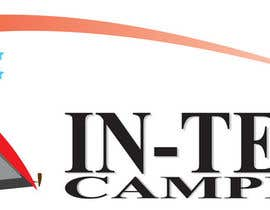 nº 106 pour Logo Design for In-Tents Camping par ExpertDk