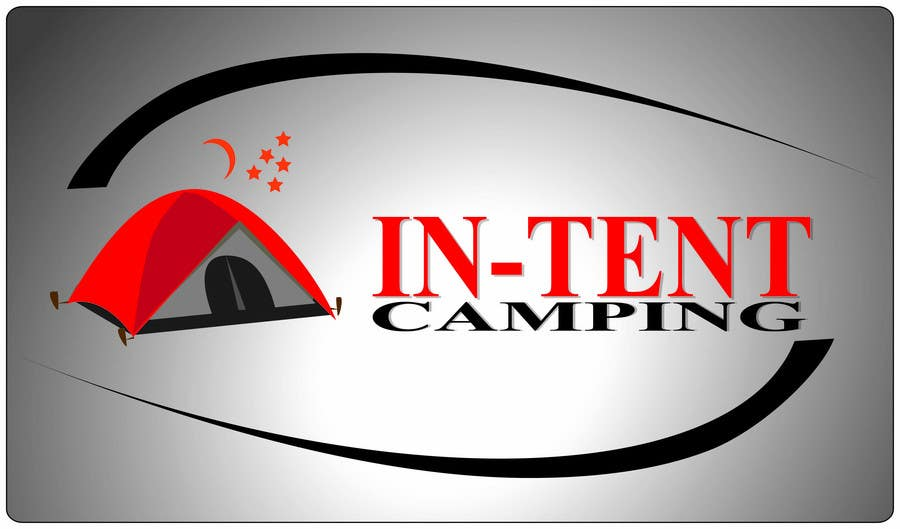 Proposition n°                                        109                                      du concours                                         Logo Design for In-Tents Camping