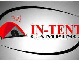 nº 109 pour Logo Design for In-Tents Camping par ExpertDk