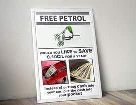 #8 for Free Petrol by designerdesk26
