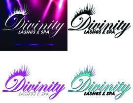 Nro 288 kilpailuun Design a Logo Eye Lash Boutique and Spa käyttäjältä kyqmotta