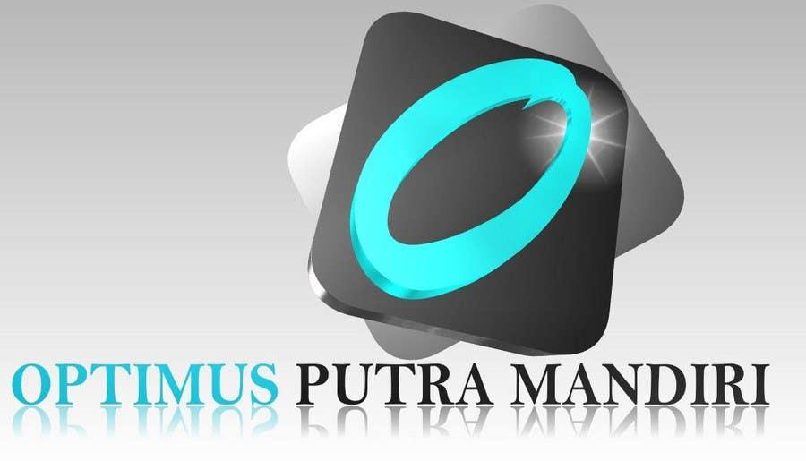 Bài tham dự cuộc thi #                                        58                                      cho                                         Logo For Optimus Putra Mandiri