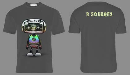#12 for Fun, Futuristic Robot for B SQUARE2 af akritidas21