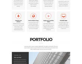 #30 for Design a Wordpress Mockup for portfolio by codeunderground