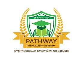 Nro 3 kilpailuun School Logo Design käyttäjältä Blazeloid