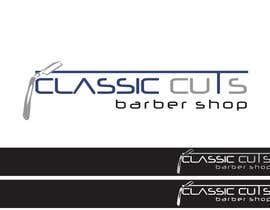 #18 para Design a Logo for Classic Cuts Barber Shop por artgis