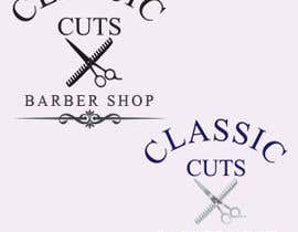 #19 for Design a Logo for Classic Cuts Barber Shop af anacristina76