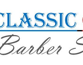#9 for Design a Logo for Classic Cuts Barber Shop af RafiaUmer9210