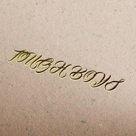 jatikam66 tarafından Design eines Logos/Font için no 30