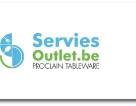 #63 for Design a Logo for Porcelain Tableware Outlet Wholesaler by sameer2309