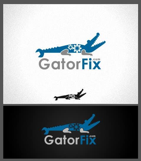 Kilpailutyö #81 kilpailussa Mascot for GatorFix