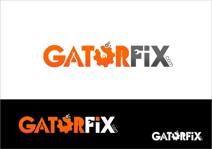 Kilpailutyö #89 kilpailussa Mascot for GatorFix