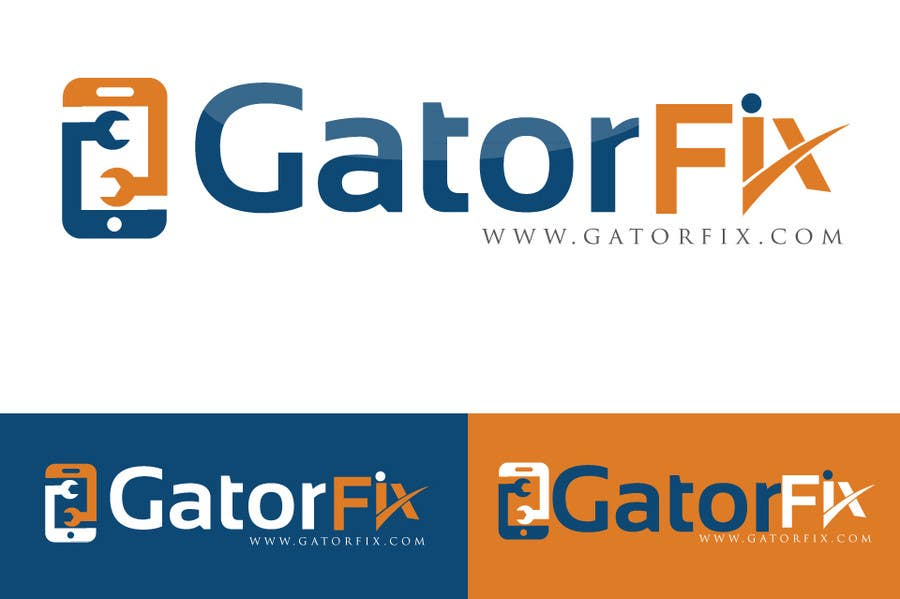 Kilpailutyö #92 kilpailussa Mascot for GatorFix
