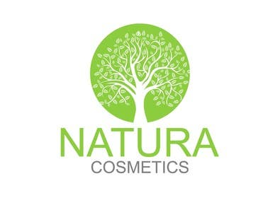 #51 for Logo for a natural cosmetics company by izzrayyannafiz