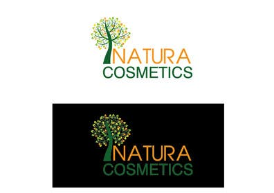 #57 for Logo for a natural cosmetics company by riyutama