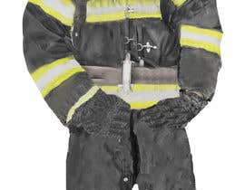#4 for Illustrate/design a realistic fireman for printing by iglian