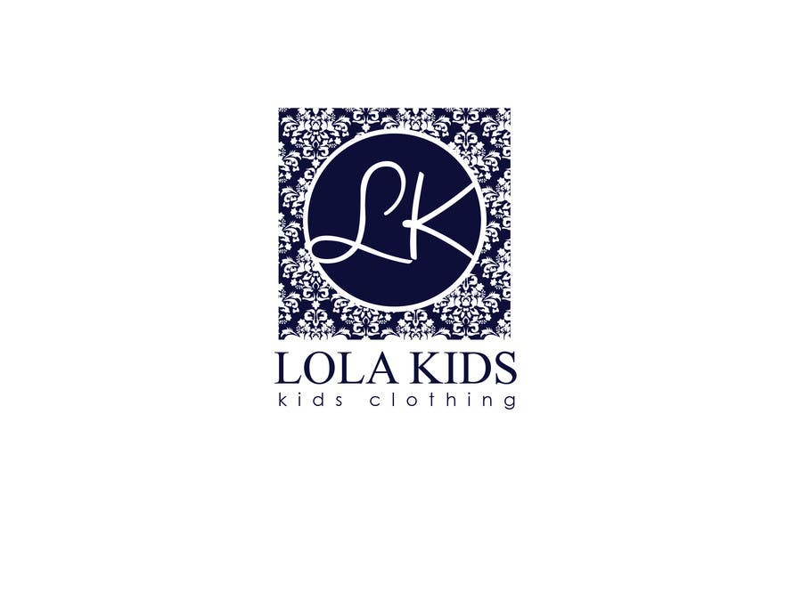 #298 for Design a Logo for kids clothing brand by alexandracol