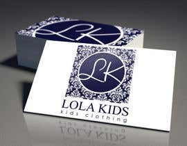 #300 para Design a Logo for kids clothing brand por alexandracol
